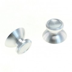 OTB - 2 Pieces Aluminum stick Thumbsticks for Sony PlayStation 4 PS4 Controller - PlayStation 4 - AL283-CB