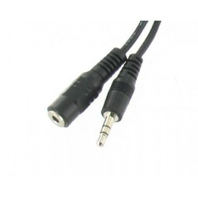NedRo - Audio Jack 3.5mm extension - Audio cables - YAK104-CB