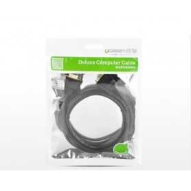 UGREEN, 3M DB9 to DB9 RS232 COM to COM Male to Male cable UG274, RS 232 RS232 adapters, UG274, EtronixCenter.com