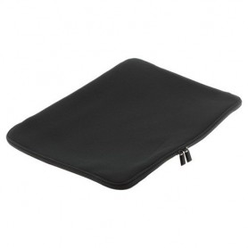 NedRo - Notebook Neoprene Bag with zipper up to 15,6 inch black - Various laptop accessories - ON017 www.NedRo.us