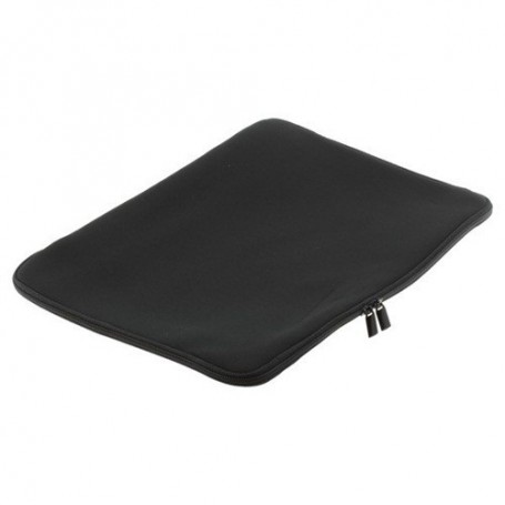 NedRo, Notebook Neoprene Bag with zipper up to 15,6 inch black, Various laptop accessories, ON017