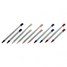 10 pcs stylus for Nintendo 3DS metal Telescope type ON027