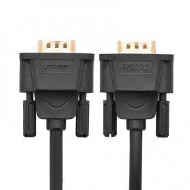 UGREEN, 2M DB9 to DB9 RS232 COM to COM Male to Female cable UG312, RS 232 RS232 adapters, UG312, EtronixCenter.com