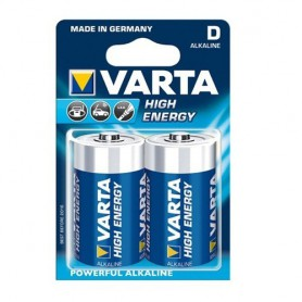 Varta, Varta Alkaline Battery D / Mono / LR20 4920, Size C D 4.5V XL, ON064-CB, EtronixCenter.com