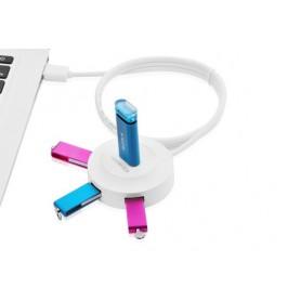 UGREEN, USB 2.0 Hub 4 Ports, Ports and hubs, UG355-CB