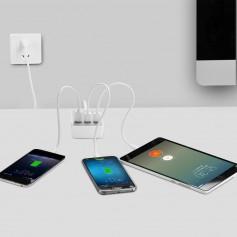 UGREEN - 3 Port USB Charging Station Hub 5V - 4A Black UG357 - Ports and hubs - UG357