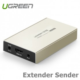 UGREEN, HDMI Single Extender Transmitter up to 120m (Sender) UG286, HDMI adapters, UG286