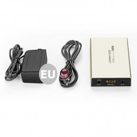 UGREEN, HDMI Single Extender Transmitter up to 120m (Sender) UG286, HDMI adapters, UG286, EtronixCenter.com