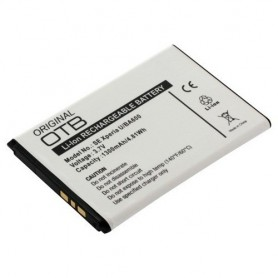 NedRo, Battery for Sony BA600 1300mAh Li-Ion ON099, Sony phone batteries, ON099, EtronixCenter.com