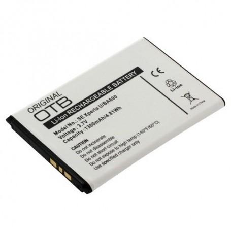 Oem - Battery for Sony BA600 1300mAh Li-Ion ON099 - Sony phone batteries - ON099