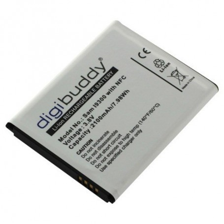 NedRo, Battery for S. Galaxy S III i9300 with NFC-antenna, Samsung phone batteries, ON113-CB, EtronixCenter.com