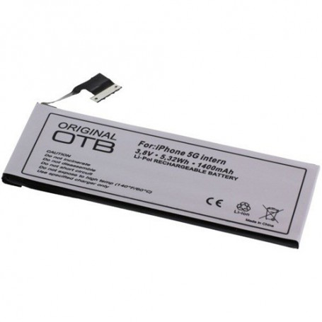 NedRo, Battery for Apple iPhone 5 Li-Ion ON206, iPhone phone batteries, ON206, EtronixCenter.com