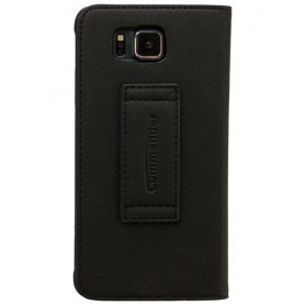 Commander - COMMANDER Bookstyle case with double window for Samsung Galaxy Alpha SM-G850 - Samsung phone cases - ON213