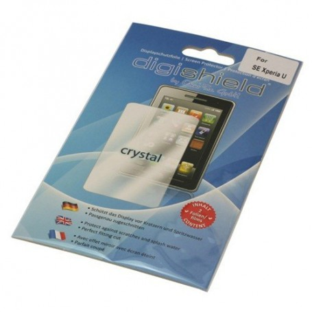 OTB, 2x Screen Protector for Sony Xperia U, Sony protective foil , ON250, EtronixCenter.com