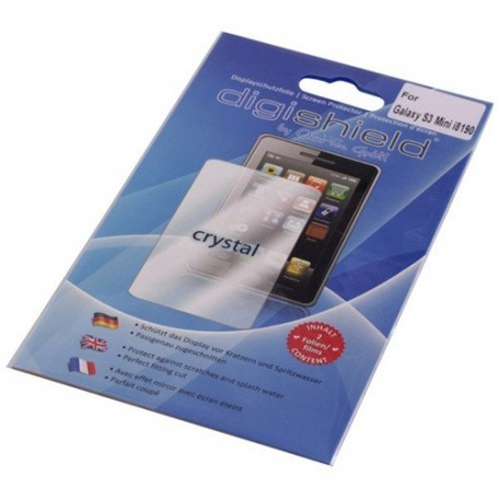 OTB, 2x Screen Protector for Samsung Galaxy S III mini i819, Samsung protective foil , ON257, EtronixCenter.com