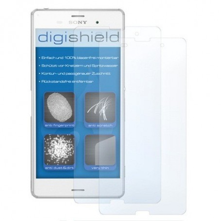 OTB - 2x Screen Protector for Sony Xperia Z3 - Sony protective foil  - ON319