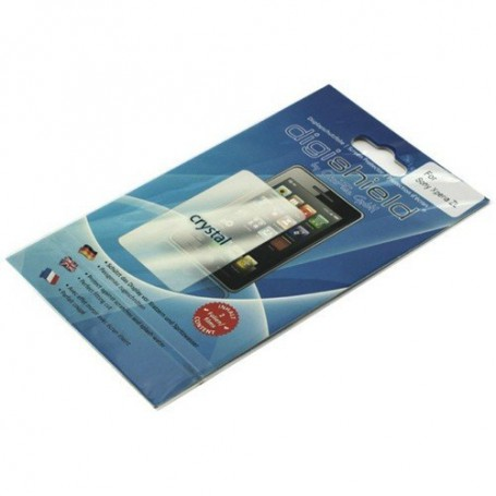 OTB, 2x Screen Protector for Sony Xperia ZL, Sony protective foil , ON336, EtronixCenter.com