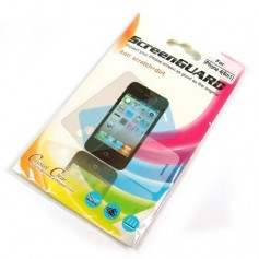 OTB - Apple iPhone 4 - 4S back-front Screen Protector 6 sets - Protective foil for iPhone - ON352