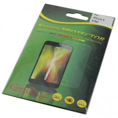 OTB - 6 sets Screen Protectors for iPhone 5 - 5S Front + Back - Protective foil for iPhone - ON353