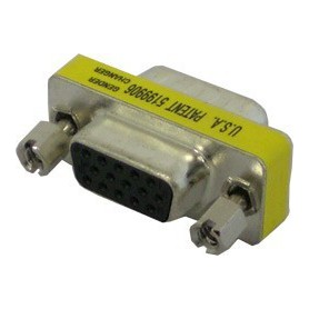 NedRo, VGA Male to Female Adapter YPC204, VGA adapters, YPC204, EtronixCenter.com