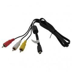 Audio Video AV Cable for Canon AVC-DC400ST