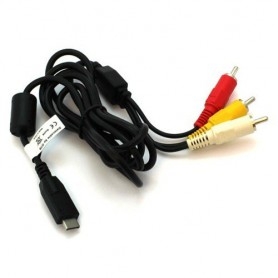 OTB, Composite Video Cable for Panasonic Lumix K1HA14CD0001, Photo-video cables and adapters, ON369