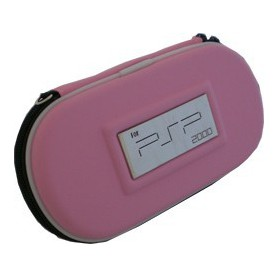 NedRo, Pink Hard Case for PSP, PlayStation PSP, YGP315, EtronixCenter.com