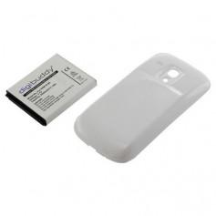 Battery Samsung Galaxy S III mini  + white backcover