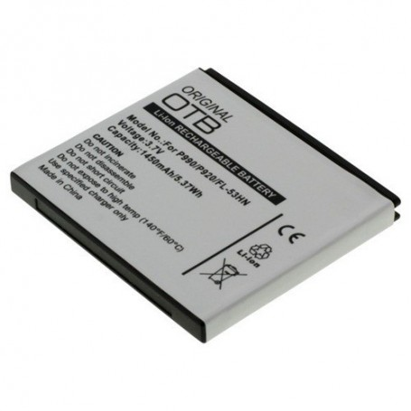 OTB, Battery for LG P990 Optimus Speed Li-Ion ON418, LG phone batteries, ON418, EtronixCenter.com