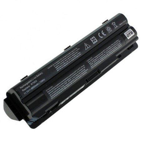 NedRo - Battery for Dell Studio XPS 14 - XPS 15 - XPS 17 - Dell laptop batteries - ON523-CB www.NedRo.us