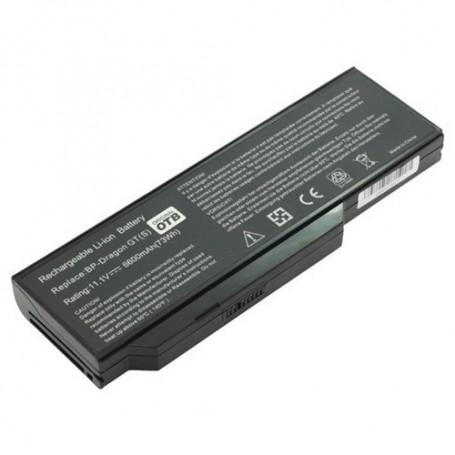 OTB - Battery for Medion MIM2070 - MIM2240 6600mAh - Medion laptop batteries - ON527