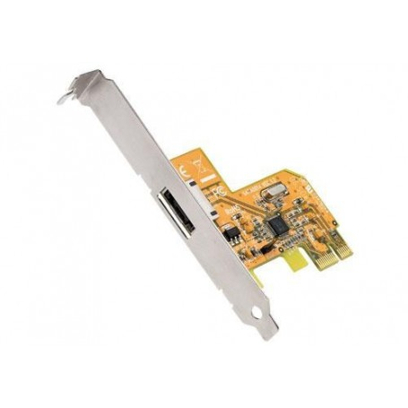 NedRo - Trust eSATA II PCIe Card IF-3600 15475 - Interface adapters - 15475 www.NedRo.us