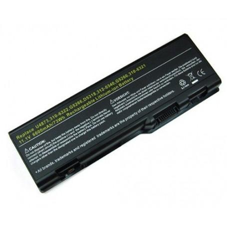 OTB - Battery for Dell Inspiron 6000 6600mAh - Dell laptop batteries - ON574-CB