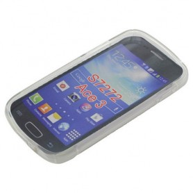 OTB - TPU Case for Samsung Galaxy Ace 3 GT-S7272 / GT-S7270 - Samsung phone cases - ON608