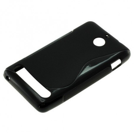OTB, TPU case for Sony Xperia E1, Sony phone cases, ON621-CB, EtronixCenter.com