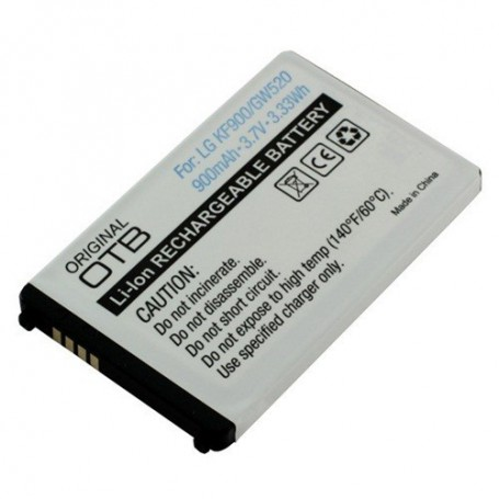 OTB - Battery For LG GW520-KF900 Prada II-KS500 Li-Ion ON699 - LG phone batteries - ON699