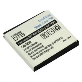 OTB, Battery For LG GD510 Pop Li-Polymer ON769, LG phone batteries, ON769, EtronixCenter.com