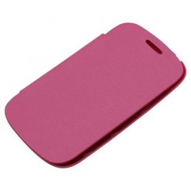 Synthetic Leather Case for Samsung Galaxy S III mini i8190