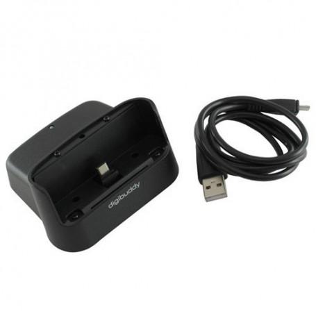 Oem - USB Docking Station 1201 Micro-USB base Single ON846 - Ac charger - ON846