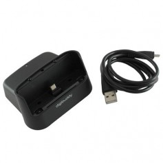 unbranded, USB Docking Station 1201 Micro-USB base Single ON846, Ac charger, ON846