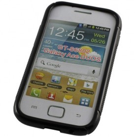 OTB, TPU case for Samsung Galaxy Ace DUOS S6802, Samsung phone cases, ON883, EtronixCenter.com