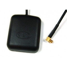 OTB - GPS Antenna MCX, magnetic base 90° connector - Accessories - ON1849