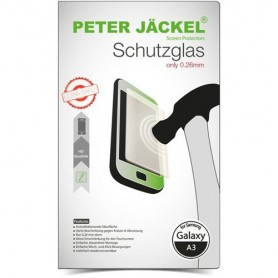 Peter Jäckel - Peter Jackel HD Tempered Glass for Samsung Galaxy A3 SM-A300 - Samsung Galaxy glass - ON1951 www.NedRo.us