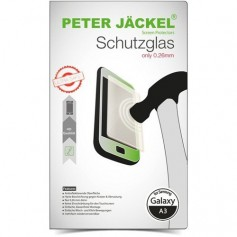 Peter Jäckel - Peter Jackel HD Tempered Glass for Samsung Galaxy A3 SM-A300 - Samsung Galaxy glass - ON1951