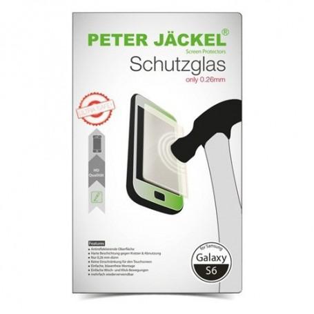 Peter Jäckel - Peter Jackel HD Tempered Glass for Samsung Galaxy S6 - Samsung Galaxy glass - ON1958
