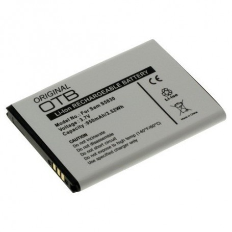 OTB, Battery For Samsung Galaxy Ace S5830 Li-Ion ON922, Samsung phone batteries, ON922, EtronixCenter.com
