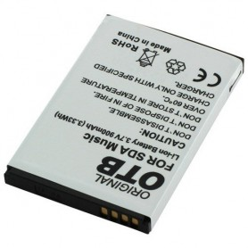 OTB - Battery For SDA music Li-Ion ON958 - Other brands phone batteries - ON958 www.NedRo.us