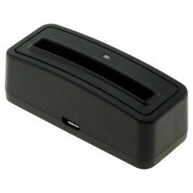 OTB, Battery Chargingdock 1301 for Samsung EB-F1A2GBU, Ac charger, ON1025, EtronixCenter.com