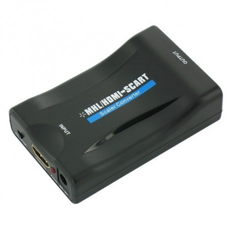 Oem - MHL/HDMI to Scart Converter YPC289 - HDMI adapters - YPC289