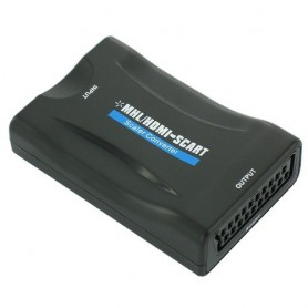 NedRo - MHL/HDMI to Scart Converter YPC289 - HDMI adapters - YPC289 www.NedRo.us